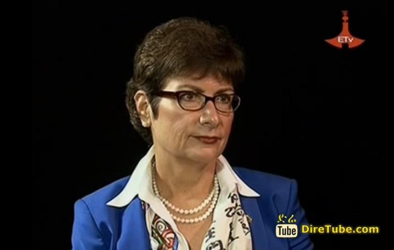 Patricia M.Haslach - U.S. Ambassador to Ethiopia