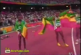 Ethiopian Kenenisa will run 10000M in Birmingham Olympic