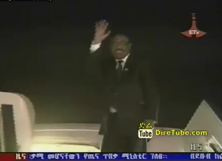 PM Hailemariam Desalegn went to NY