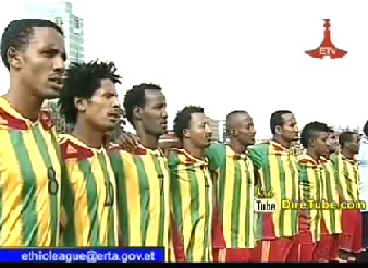 Ethiopian Football Team Preparation for World Cup and Other Sport Highlights