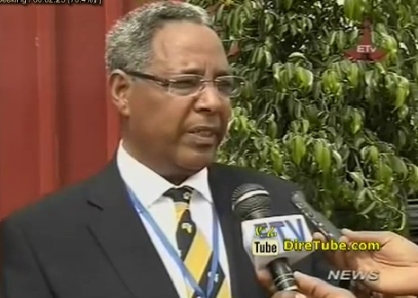 Ethiopian News - Continental Meeting on African Geology Opened in Addis Ababa