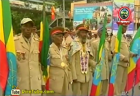 Ethiopian Patriots Day Marked for The 71st Time