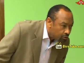 Ethiopian Comedy Series ETV - Episode 6