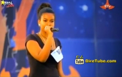 Elbetel Yohannes Vocal Contestant - Dire Dawa