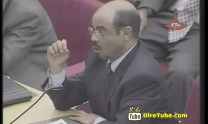 Ethiopian PM Meles Zenawi Speech on the Issue of Food Security