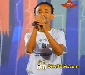 Tamene Getachew Vocal Contestant Dire Dawa