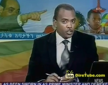 Ethiopian PM and Deputy PM have been sworn in