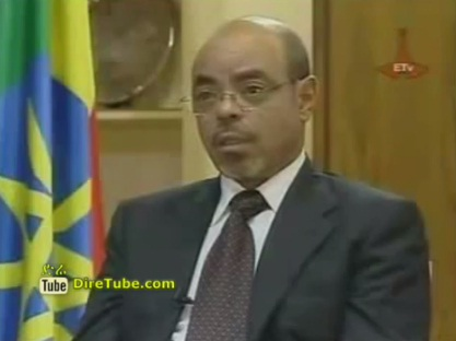 Does Meles Zenawi Buy a Bond for Renaissance Dam?
