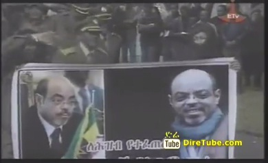 Enerotalen Gena - Poet Dedicated to PM Meles Zenawi