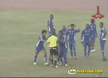 Ethiopian Premier League Result and Highlights - June 23, 2012