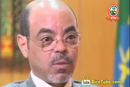 PM Meles Zenawi Speaks about his time after retirement