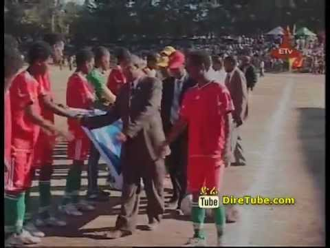 All Amhara Sport Game Feb 2012 - Full Report