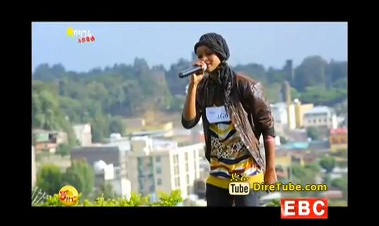 Sisay Sentayehu Vocal Contestant in Gondar Audition