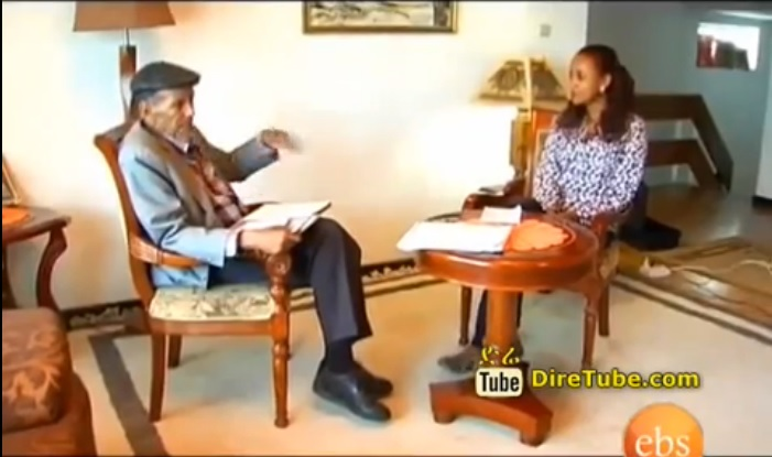 Interview with Engineer Tadesse H-Selassie