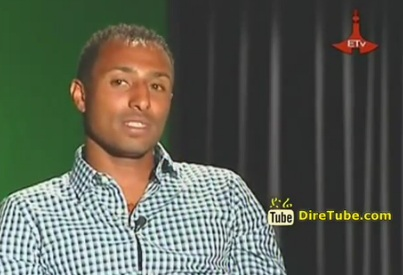Football Player Fisum G\Mariam Tells about his Life's work