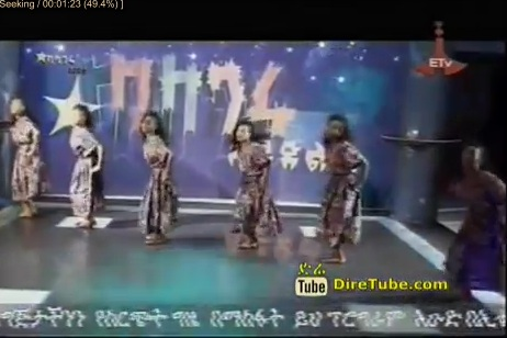 Zemeche Traditional Dance Group Round 1 Episode 31