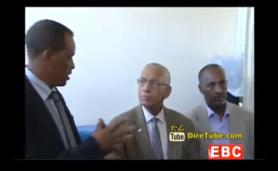 Ethiopian News - Charles Bolden Administrator of NASA Visiting Ethiopia