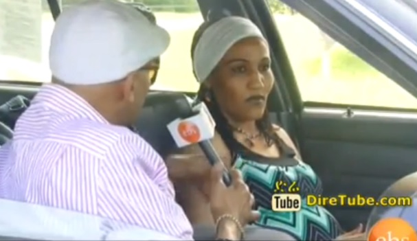 Life In America - Interview with Women Taxi Driver