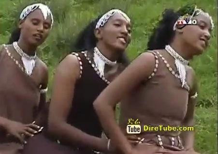 Eeffanni Calee Dheeda [Oromiffa Music Video]