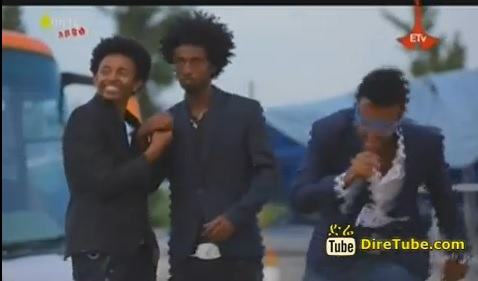 Samawo Ugly Vocal Contestant Crew - Mekele