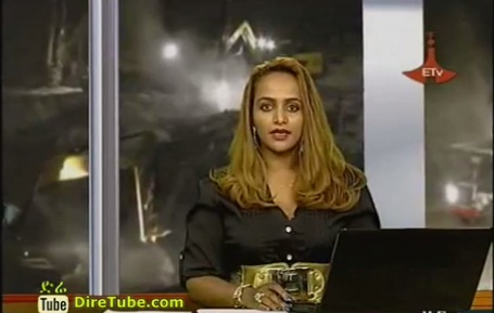 ETV 1PM Full Amharic News - Apr 5, 2012