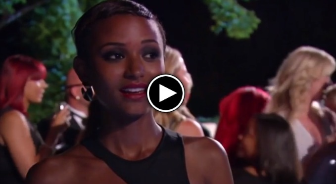 Ethiopian born Feben Negash wins 2014 Sweden's Next Top Model