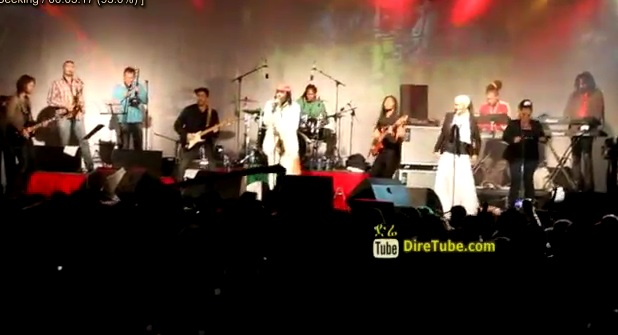 Koko - Performing Live at Selam Festival, Addis Ababa