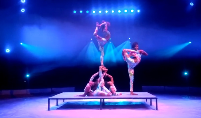 ABC Artistes - Ethiopian Contortion Group