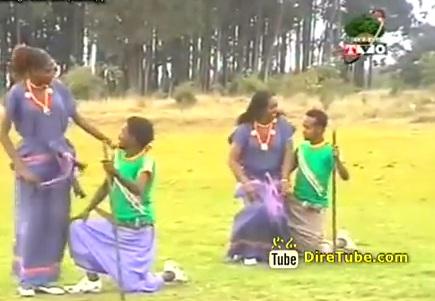 Darajjee Gulcee - Dawwachu [Oromiffa Music Video]