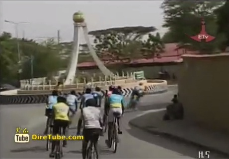 Bicycle racing held in Dire Dawa to strength cycling in the Town
