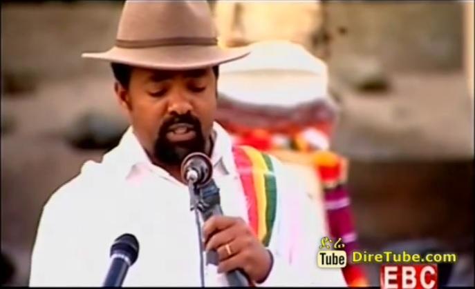 Poet Abebaw Melaku - Bemotekut (በሞትኩት) [Ethiopian Poem]