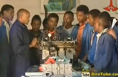 Science and Technology - Technology Transfer Training in Bahirdar University