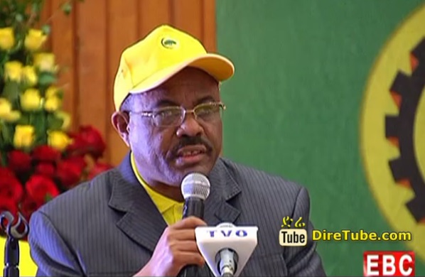 Ethiopian News - The Latest Amharic Evening News From EBC October 7, 2014