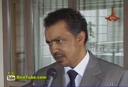 ETV 8PM Full Amharic News - Apr 5, 2012