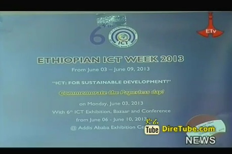 Nations Marking ICT week with Various Assortments
