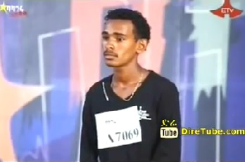 Biniam Mulugeta Vocal Contestant Hawassa City