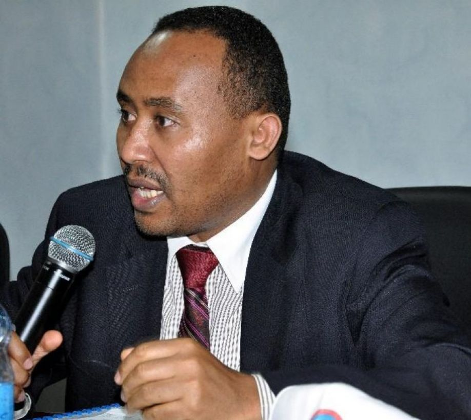 Muktar Kedir Became President of the Oromia Region