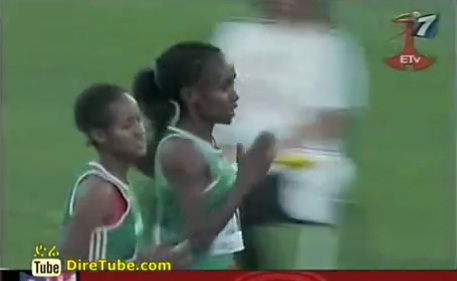 Ethiopian Sport - Ethiopians Athletes Buze and Ruta shine at Barcelona Athletics Champion