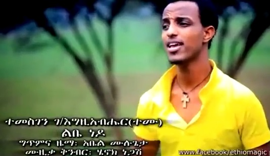 Lebe Nedo [New! Amharic Music Video 2013]