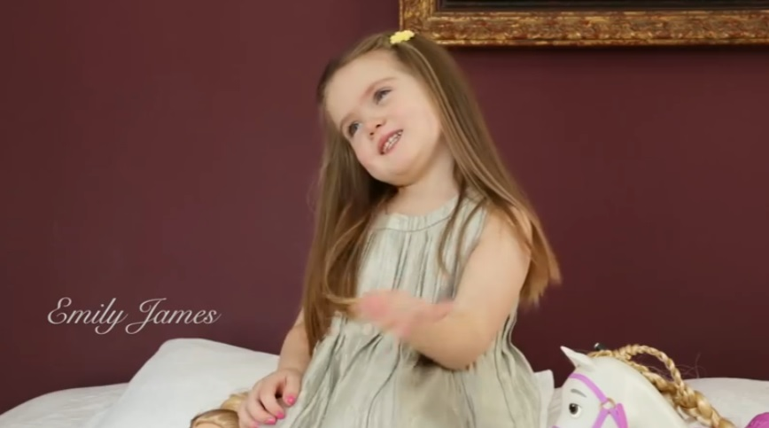 This 3-Year-Old Girl Will Give You A Lesson Of A Lifetime
