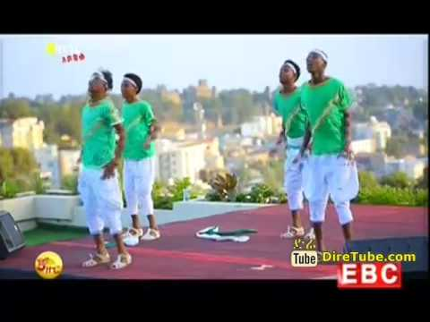 4A Dance Crew Best Performance in 3rd Round Gondar Audition