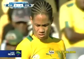 Ethiopia 1 - 1 South Africa Full Match Highlight