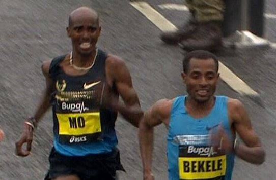 Kenenisa Bekele and Priscah Jeptoo take wins in Great North Run - HD