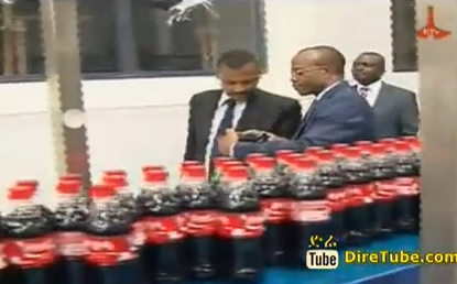 East Africa Bottling Company inaugurates factories that consumed 70 MLN USD In AA and DD