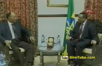 Ethiopia Affirms Support For Sudan and South Sudan