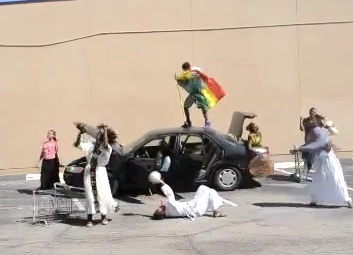 Ethiopian Version of Harlem shake