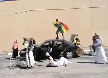 Ethiopian Version of Harlem shake