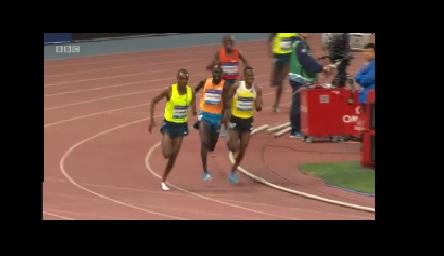 Shanghai Diamond League Yenew Alamirew wins 5000m