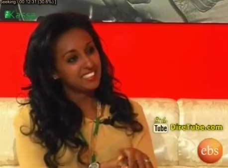 The Kassa Show - Interview With The Beautiful Actress Mahder Assefa