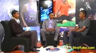 EBS Sport - Interview with Football player Ashenafi Girma Part-1